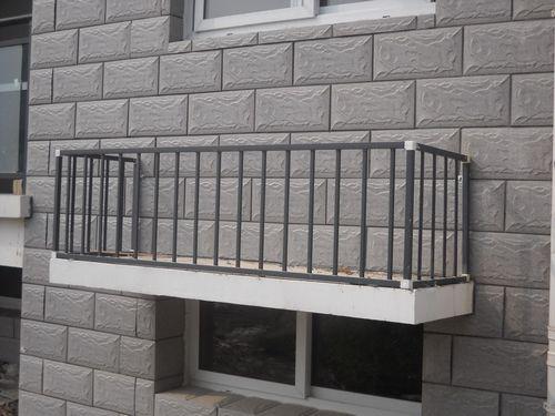空调护栏的特点